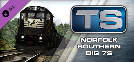 Norfolk Southern Big 7s Loco Add-On is nu beschikbaar op Steam