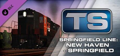 Springfield Line: Springfield – New Haven Route Add-On is nu beschikbaar