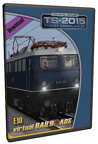 Virtual Railroads E10 EL
